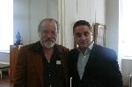 Dan Mircea Cipariu si Molnos Lajos _ http://societateablaga.ro/Poze/carti/Dan_Mircea_Cipariu_si_Molnos_Lajos.jpg
